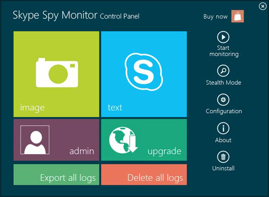 Best Skype chat monitoring software.
